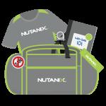 Бесплатный набор для фитнеса nutanix
