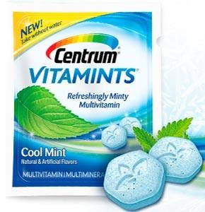 Мультивитамин Centrum VitaMints
