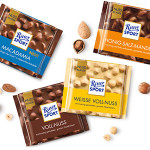 Шоколадки RITTER SPORT