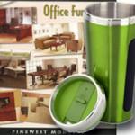 Бесплатная кружка и каталог мебели