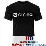 Бесплатная футболка от CircleCI