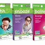 Набор — средство для сна, энергетик и детоксин