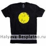 Бесплатная футболка yellowcircles