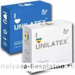 бесплатные презервативы unilatex