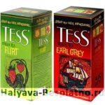 Чай Tess в ассортименте