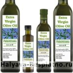 Оливковое масло Paradosiaka Extra Virgin