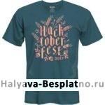 Бесплатная футболка Hacktoberfest