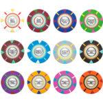Бесплатные покерные фишки Claysmith Gaming