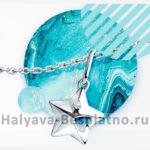 Серебряное украшение в подарок от SOKOLOV