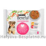 Подарочный набор собачьего корма Purina Beneful